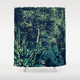 Getty Green Shower Curtain
