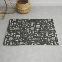 Oddities: X-ray Rug