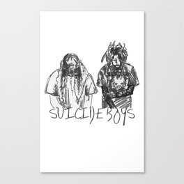 Suicide Boys Canvas Print