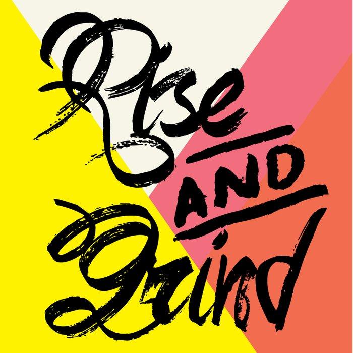 Rise & Grind Duvet Cover