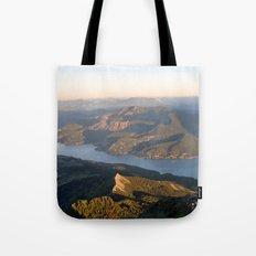 Soaring At Dawn II Tote Bag