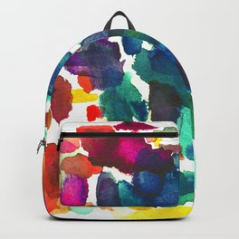 watercolor color study vol 2 Backpack