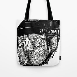 #21 Higgins Tote Bag