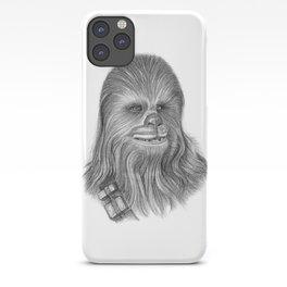 Wookiee Chewbacca iPhone Case