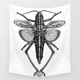 Romalia microptera, lubber grasshopper Wall Tapestry