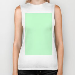 Light Green Biker Tank