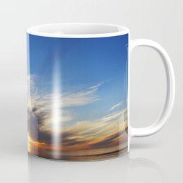 Center Sun Coffee Mug