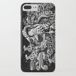 Jaguar Warrior iPhone Case