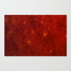 Unknown Surfaces Canvas Print