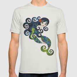 Aquamarine Mermaid T-shirt