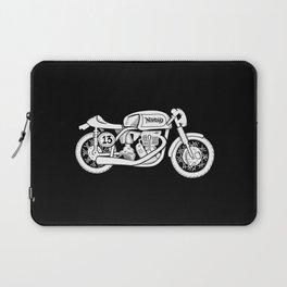 Norton Model 30 - Cafe Racer series #2 Laptop Sleeve