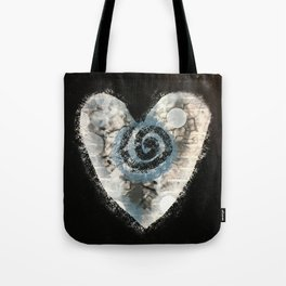 grieving heart no. 2 Tote Bag