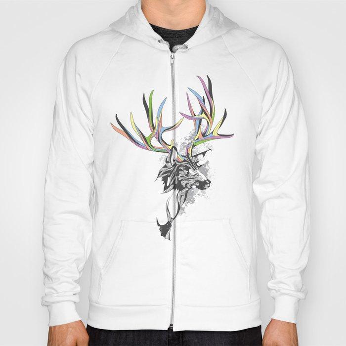 White-Tailed Deer Hoody