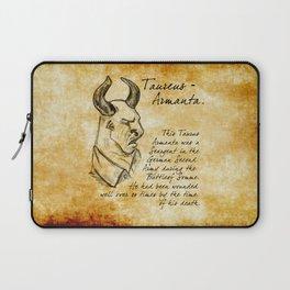 Wesen Series: Taurus Armanta Laptop Sleeve