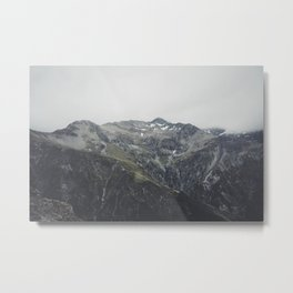 Arthurs Cloudy Metal Print