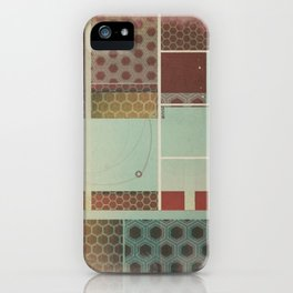 Pattern Lovers iPhone Case