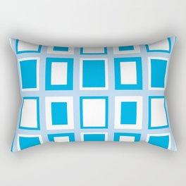 Lil Monsters - pattern 1 Rectangular Pillow