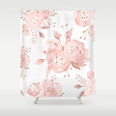 Gold Shower Curtains Society6