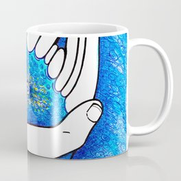 Hold Coffee Mug