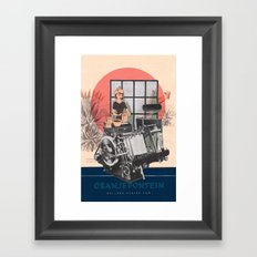 Oranjefontein Framed Art Print