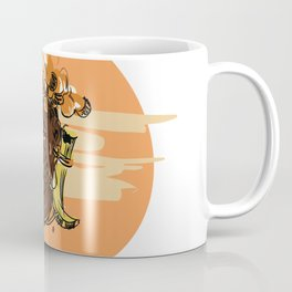 African human Coffee Mug