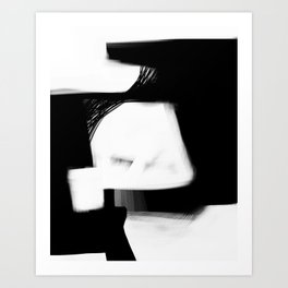 Yesterday #7 Art Print