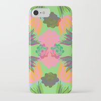 oasis iPhone & iPod Cases featuring Oasis by Ingrid Castile