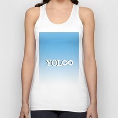 You Only Live Forever—Part II Unisex Tank Top