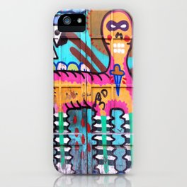 STREET ART #17 iPhone Case