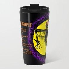 Killing Moon Travel Mug