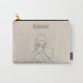 Frank | Blond Carry-All Pouch
