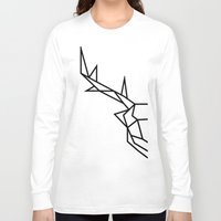 nordic Long Sleeve T-shirts featuring Nordic Fury by Niklas Veenhuis