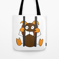 Poor chained thing Tote Bag