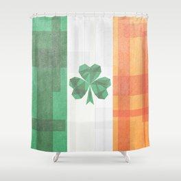Irish Shower Curtains