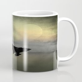 Tornadoes at Dawn Coffee Mug