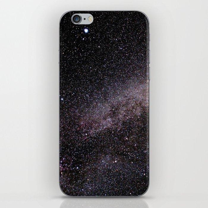 The Milky Way iPhone Skin
