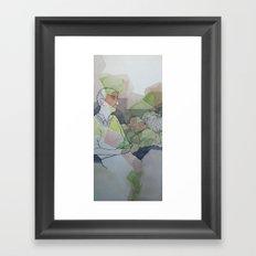 Zio Framed Art Print