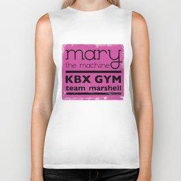 Mary the Machine Biker Tank