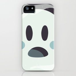 Surprised Ghosty iPhone Case