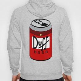 Duff Beer Can Hoody