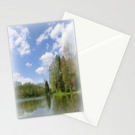 Impression Lake Stationery Cards