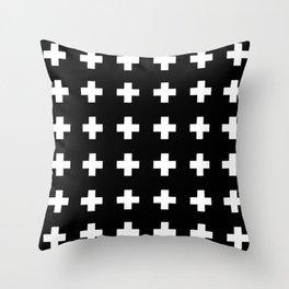 Greek Cross 1 Throw Pillow