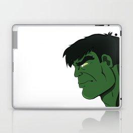Hulk Stare Down Laptop & iPad Skin