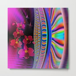 Faraway world Metal Print
