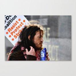 The Resistance Canvas Print