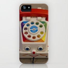 Phone 2 iPhone Case