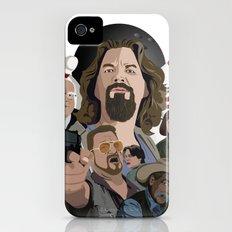 The Big Lebowski Slim Case iPhone (4, 4s)
