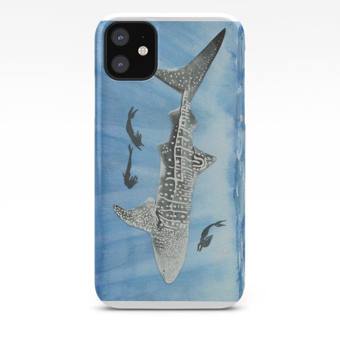 Whale Shark iPhone 11 case