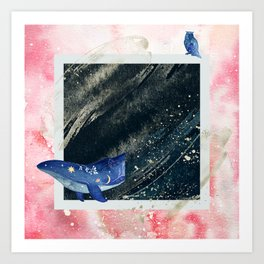 Mystic Voyage Art Print