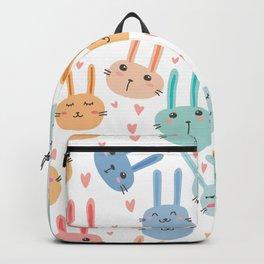 Funny Bunnies Backpack